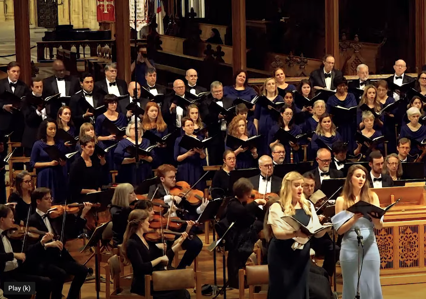 Haydn's Harmoniemesse