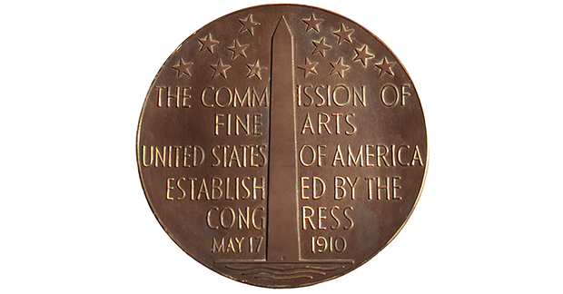 The Commission of Fine Arts United States of America Established by the Congress